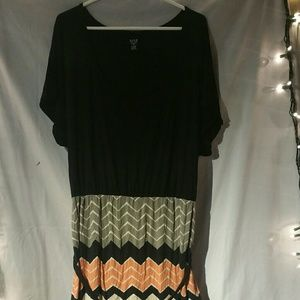 a.n.a. A New Approach Maxi Dress